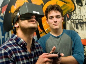 Oculus Rift CEO Palmer Luckey